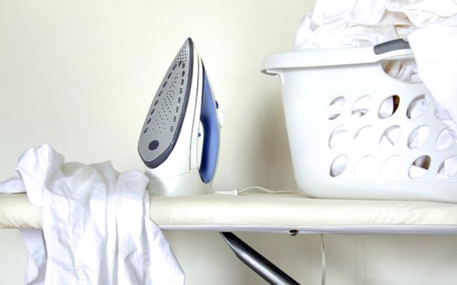 Πώς να γλιτώσετε χρόνο από το σιδέρωμα