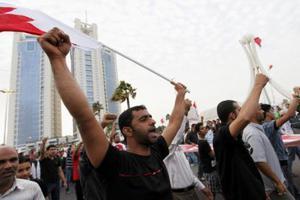 Συγκρούσεις μεταξύ διαδηλωτών και αστυνομικών στο Μπαχρέιν