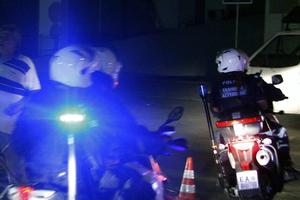 Σοβαρό τροχαίο για αστυνομικούς της ΔΙΑΣ στον Ασπρόπυργο