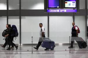 Πυροβολισμοί στο αεροδρόμιο της Φρανκφούρτης