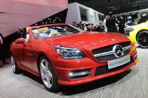 Nέα Mercedes SLK