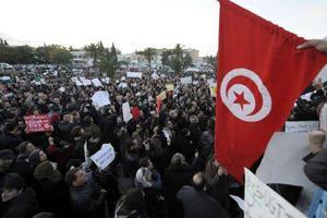 Ελεύθεροι οι πολιτικοί κρατούμενοι της Τυνησίας