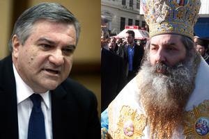 Νέα επίθεση του Μητροπολίτη Πειραιώς σε Καστανίδη