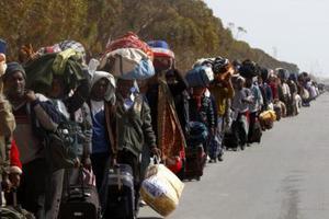 Μισό εκατ. άνθρωποι θέλουν να φύγουν από τη Λιβύη