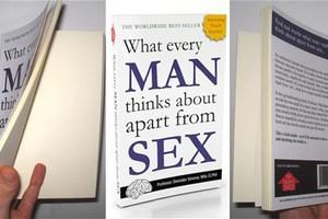 Τι σκέφτονται οι άντρες εκτός από το σεξ;