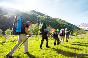 Ορειβασία στο Παναιτωλικό