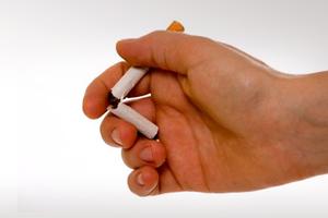 Το κόψιμο του τσιγάρου δεν αρκεί
