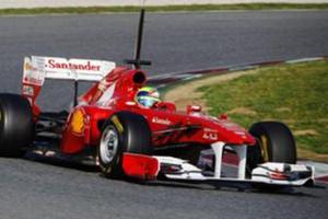 Τις αιτίες της υποτονικής απόδοσης της F138 ψάχνει η Ferrari
