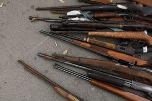 Εντοπίστηκε παράνομο εργαστήριο όπλων