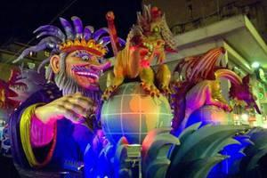 Κορυφώνονται οι εκδηλώσεις για το Πατρινό Καρναβάλι