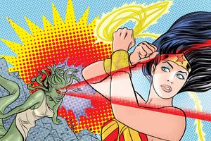 Η νέα συλλεκτική σειρά Wonder Woman