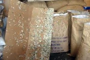 «Μπλόκο» σε 40 τόνους ζωοτροφής