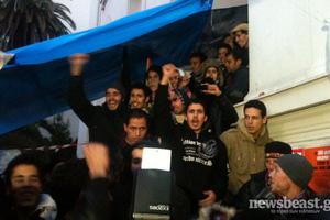 Έληξε η απεργία πείνας των μεταναστών