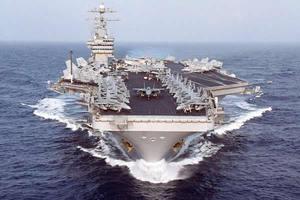 Ο Τραμπ θέλει οι ΗΠΑ να φτιάξουν στόλο με 355 πολεμικά πλοία