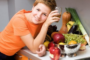 Υγεία και ευεξία εξασφαλίζει η σωστή διατροφή