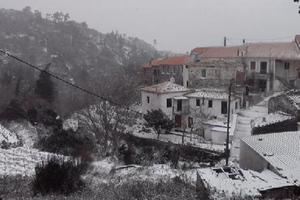 Χωρίς ρεύμα χωριά στη Βόρεια Ελλάδα