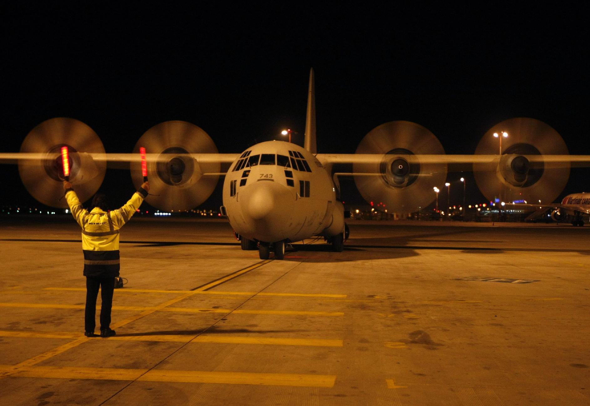 C-130 ΑΠΟ ΛΙΒΥΗ ΑΘΗΝΑ ΕΛΕΥΘΕΡΙΟΣ ΒΕΝΙΖΕΛΟΣ