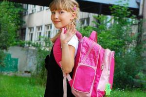 'Αφησαν τις τσάντες στο σχολείο