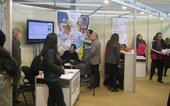 Μεγάλη συμμετοχή στη Διεθνή Έκθεση για την Εκπαίδευση και την Εργασία