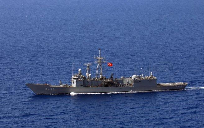 Αυτός είναι ο τουρκικός στόλος