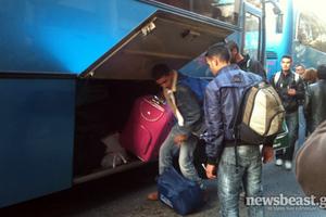 Στα Χανιά επιστρέφουν οι μετανάστες της Υπατίας