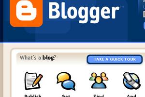 Η ιστορία του «Blogger»