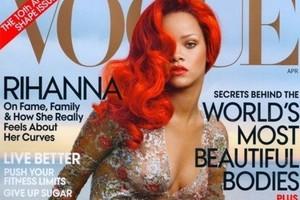 Η Ριάνα στο εξώφυλλο της Vogue