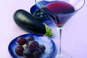 Βάλτε στη διατροφή σας μοβ φρούτα και λαχανικά