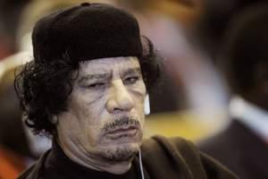 Φήμες για τραυματισμό του Μουαμάρ Καντάφι