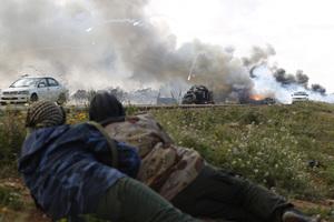 Βόμβα στην πρεσβεία των ΗΠΑ στη Λιβύη