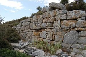 'Aγνωστη αρχαία πόλη στις Γλαφυρές
