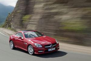Αυτή είναι η νέα Mercedes SLK