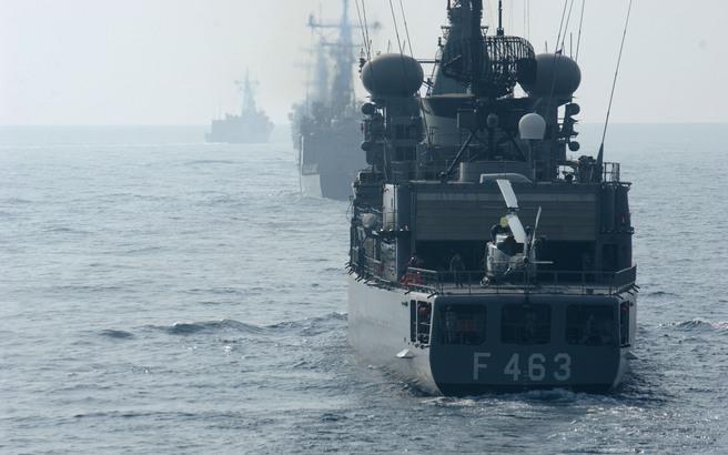 Το Πολεμικό Ναυτικό εξήγγειλε «Καταιγίδα» που θα «πνίξει» τον τουρκικό «Θαλασσόλυκο»