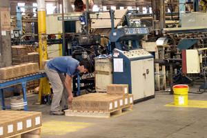 Κατά 9,3% μειώθηκε ο κύκλος εργασιών στη βιομηχανία τον Οκτώβριο