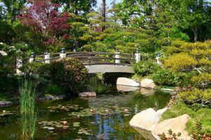 Εντυπωσιακοί κήποι στην Ιαπωνία