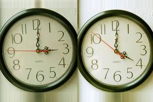 Μία ώρα μπροστά το ρολόι την Κυριακή