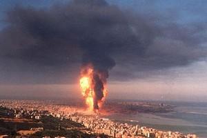 Εκρήξεις στην Τρίπολη μετά από ΝΑΤΟική επίθεση
