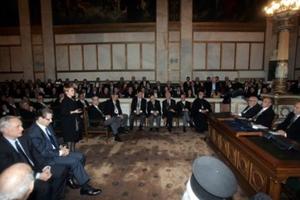 Πανηγυρική συνεδρία για τον εορτασμό της επετείου της 25ης Μαρτίου