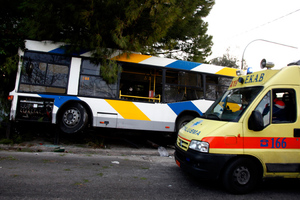 Τέσσερις τραυματίες από το τροχαίο στην Κηφισιά