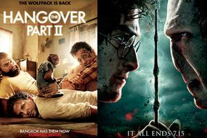 Έρχονται τα «The Hangover 2» και «Χάρι Πότερ και οι κλήροι του θανάτου»