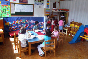 Αρχίζουν οι εγγραφές σε παιδικούς σταθμούς