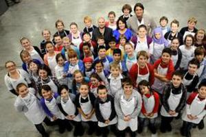 Βροχή οι αιτήσεις για το Master Chef Junior