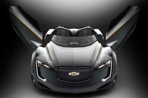 Υβριδικό roadster από τη Chevrolet!