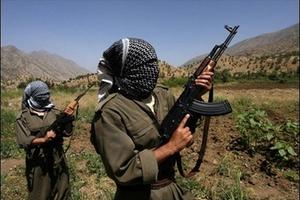 Κατάληψη σε βάση Κούρδων ανταρτών στο Ιράν