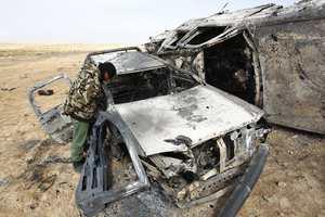 Άμαχοι σκοτώθηκαν από λάθος στη Λιβύη