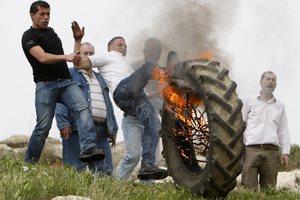 Αριθμός ρεκόρ κατεδαφίσεων στη Δυτική Όχθη