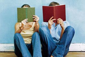 Το διάβασμα σε μικρή ηλικία μας κάνει πιο έξυπνους