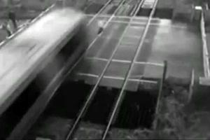 Έλληνας φοιτητής παρασύρθηκε από τρένο