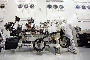 Το επόμενο ρομπότ που θα πατήσει στον Άρη