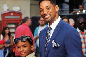 Πατέρας και γιος στην ίδια ταινία